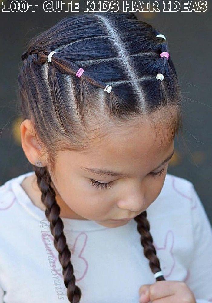 30 Lovely Kids Braided Hair Ideas For 2020 New Trendy Hair Ideas Baby Girl Hairstyles New Braided Hairstyles Little Girl Hairstyles