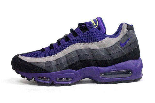 95 Shoes Purple