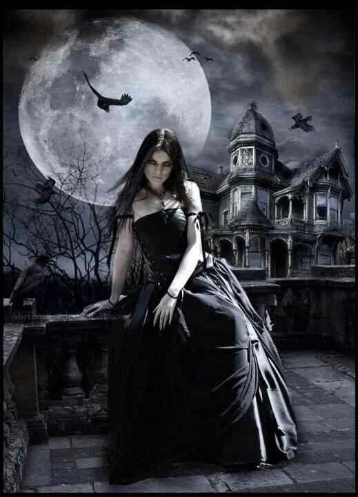 Steampunk Gothic Art