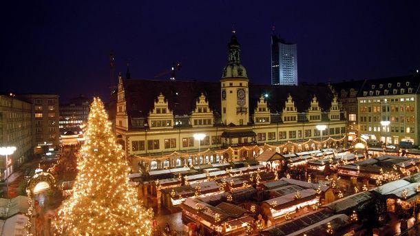Schöne Weihnachtsmärkte Hessen