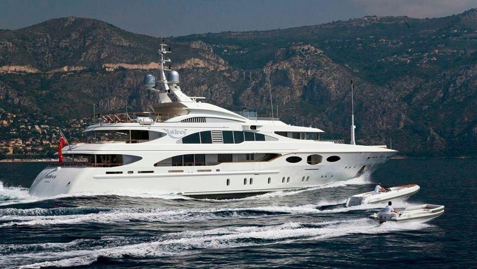 Latinou) (171') Motor Yacht - Built in 2007 by Benetti Moto