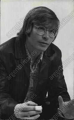 1977 John Denver singer/ song writer and activist Press Photo 79