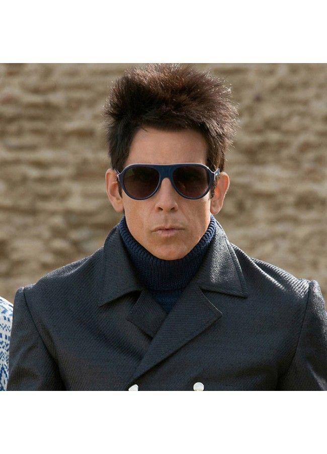 d0d70f781a Ben Stiller Derek Zoolander Aviator Sunglasses