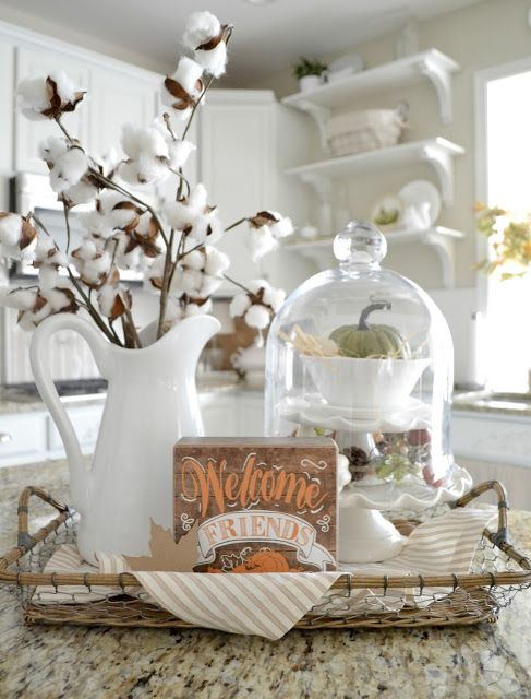 Adventures In Decorating Our 2015 Fall Kitchen: Adventures In Decorating: Snippets Of Fall ...