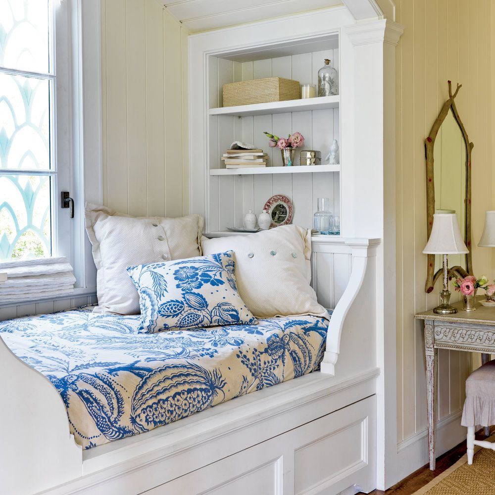 Get close to the sea with photos and tips to design your ideal sleeping space.