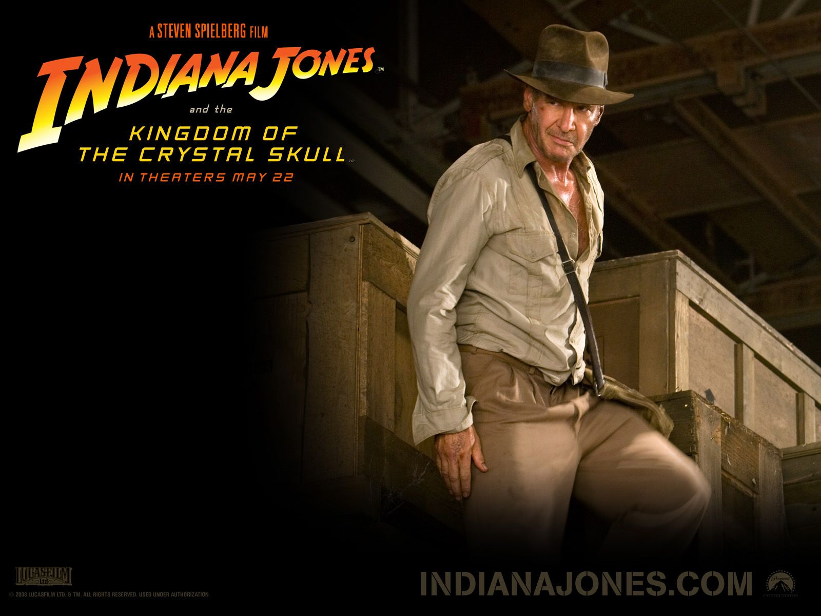 Watch Streaming HD Indiana Jones And The Kingdom Of The Crystal Skull, starring Harrison Ford, Cate Blanchett, Shia LaBeouf, Karen Allen. Famed archaeologist/adventurer Dr. Henry 'Indiana' Jones is called back into action when he becomes entangled in a Soviet plot to uncover the secret behind mysterious artifacts known as the Crystal Skulls. #Action #Adventure http://play.theatrr.com/play.php?movie=0367882