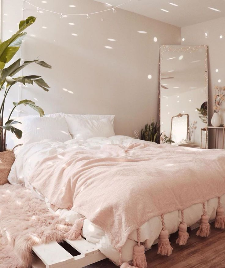 Photo of Bohemian style ideas for decorating the bedroom #bohemianbedroom …