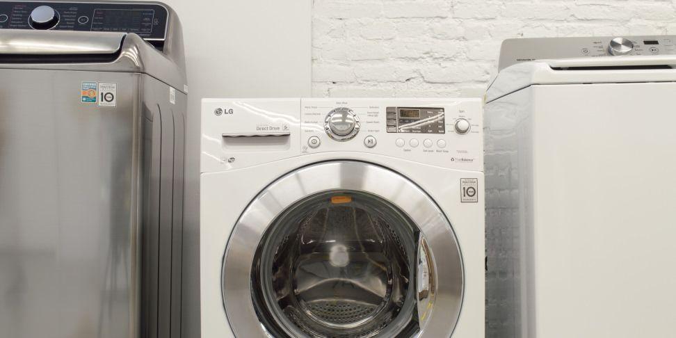 Lg Wm1377hw Washing Machine Reviews Compact Washing Machine Washing Machine