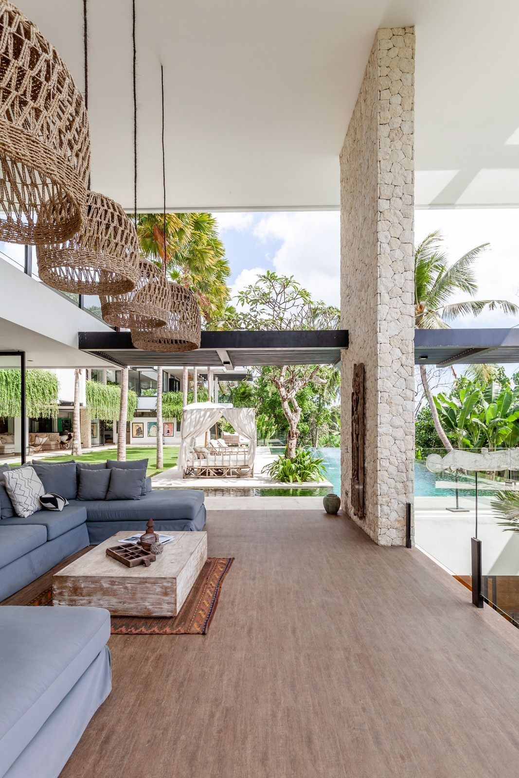 Villa Sabta Bayuh Private Estate Bali Interiors Coastal Interiors Design Villa Design Beautiful Villas
