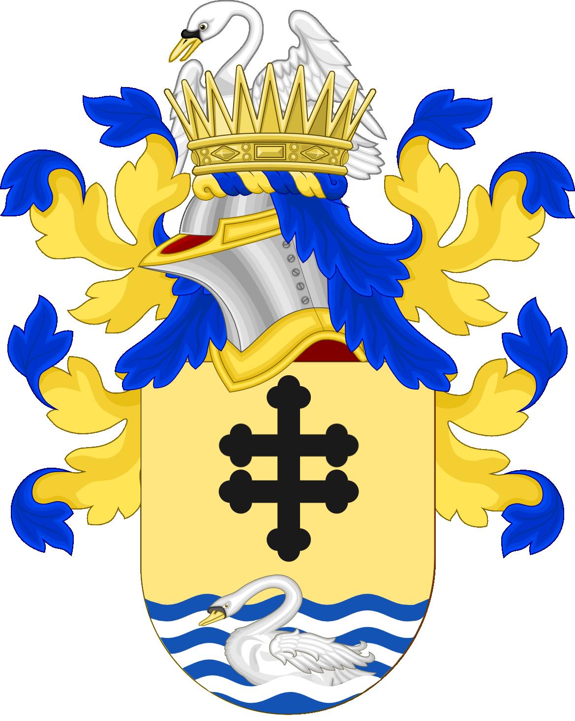 Escudo de Armas de Juan Ranea Garcia / Coat of Arms of Juan Ranea Garcia.
