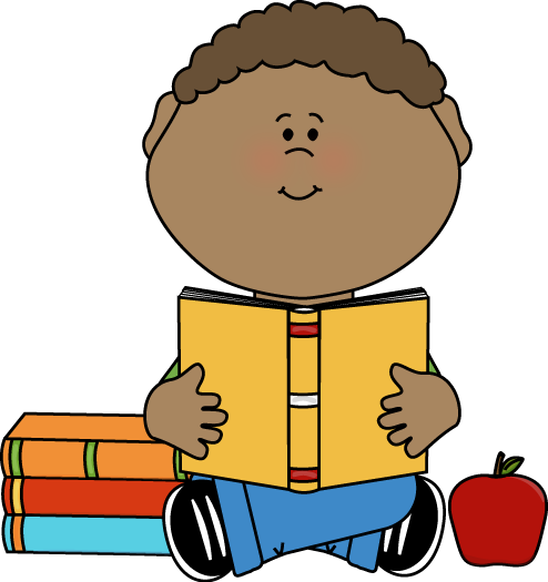 boy reading clip art little boy reading a school book clip art rh pinterest com clip art of a bottle of wine clipart of a bow