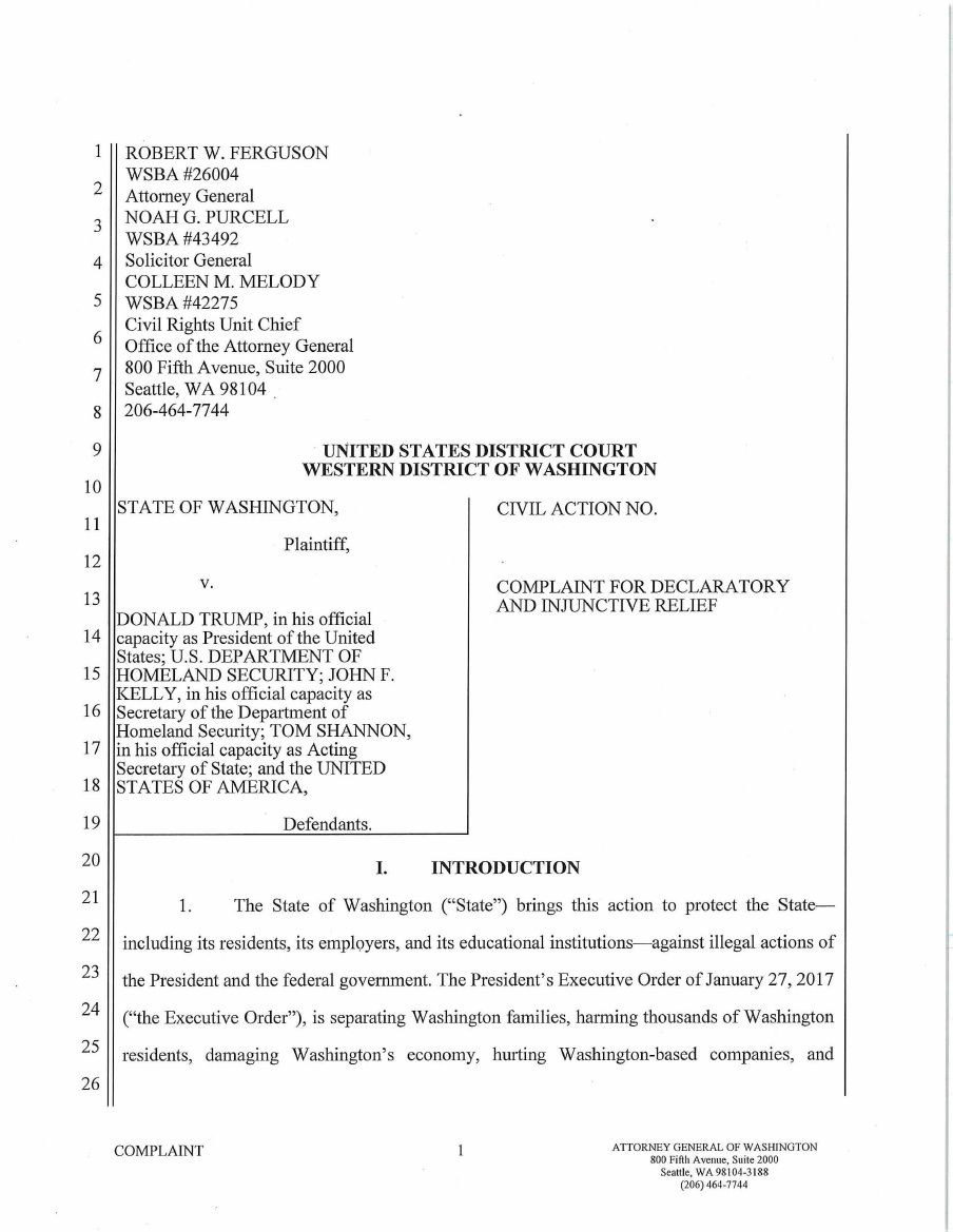 Case 2 17 Cv Document 1 Filed 01 30 17 Page 1 Of 14 Plaint