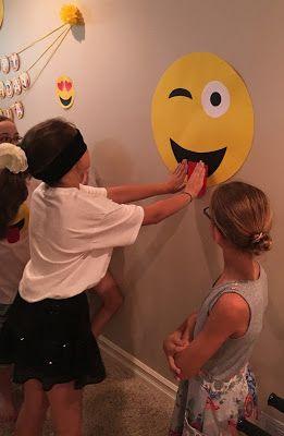 Emoji Birthday Party T Shirts Cupcakes Poop