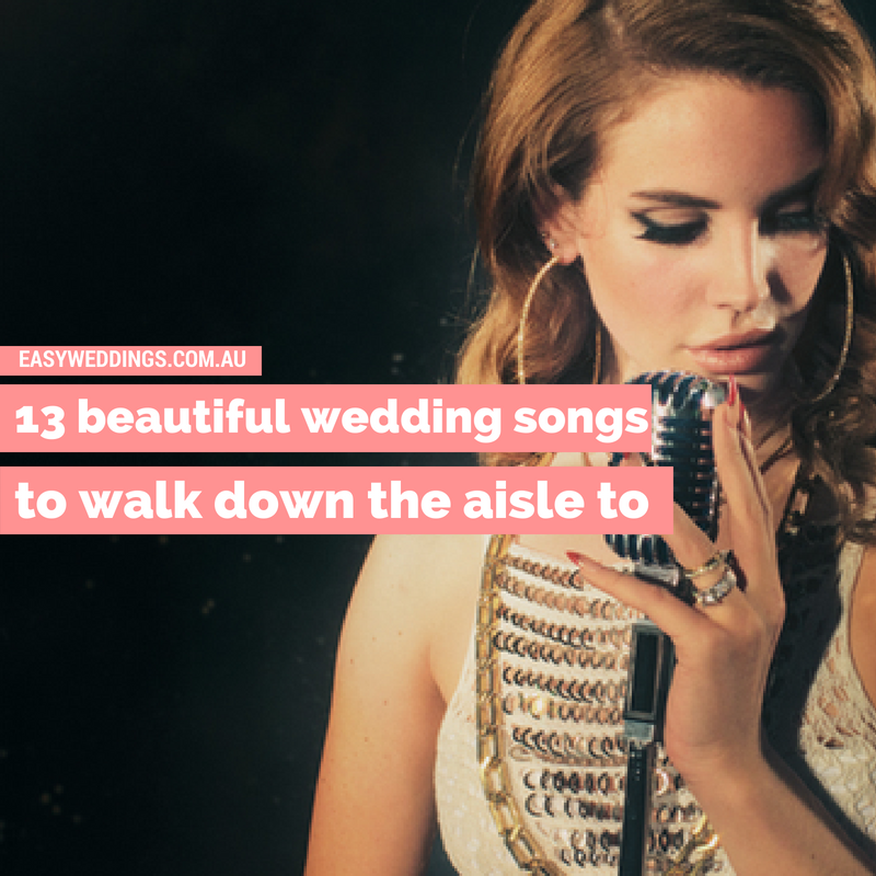 Bridal Party Walking Down The Aisle Songs: 23 Wedding Songs To Walk Down The Aisle To