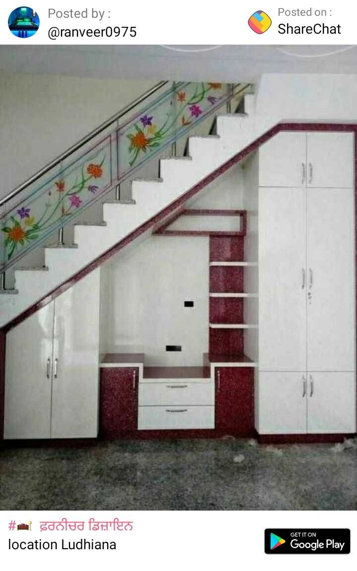 Under Stairs Bedroomkabatdesign Bed Furniture Design Living