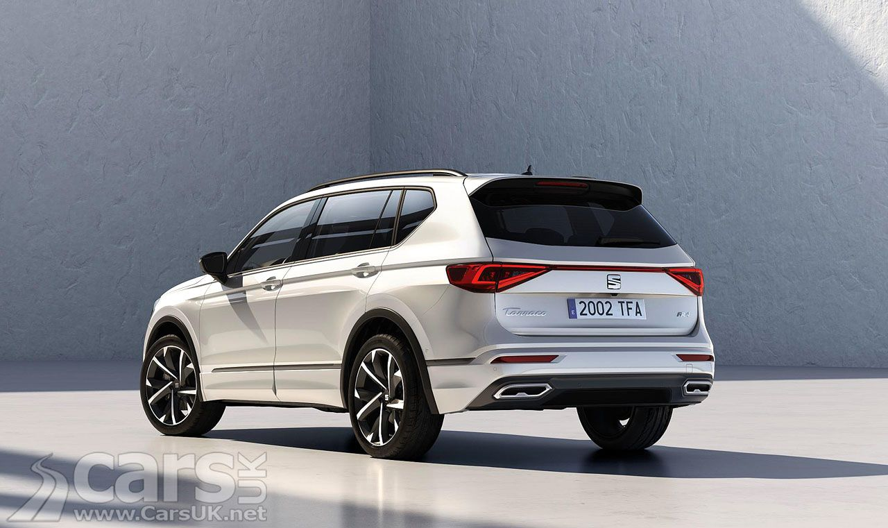 Seat Tarraco Fr And Fr Sport Arrive For A Touch Of Tarraco
