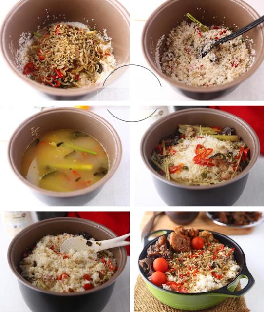 Resep Nasi Liwet Jtt Resep Masakan Masakan Makanan Indonesia
