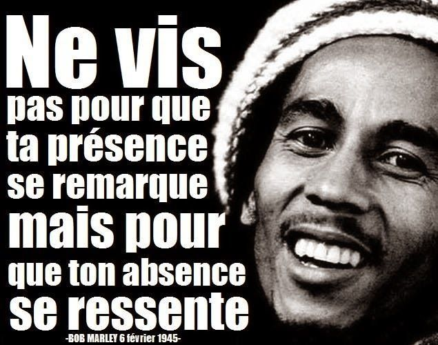 13+ Citation Bob Marley Anglais Traduction