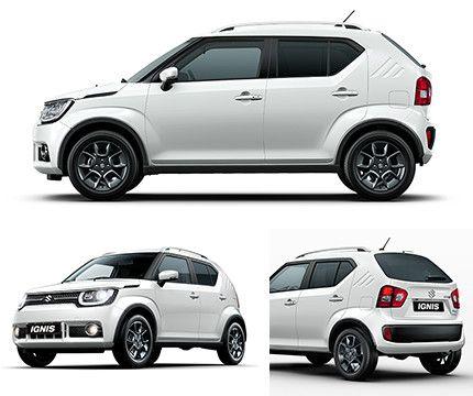 Ignis Global Suzuki Suzuki Automobile Small Cars
