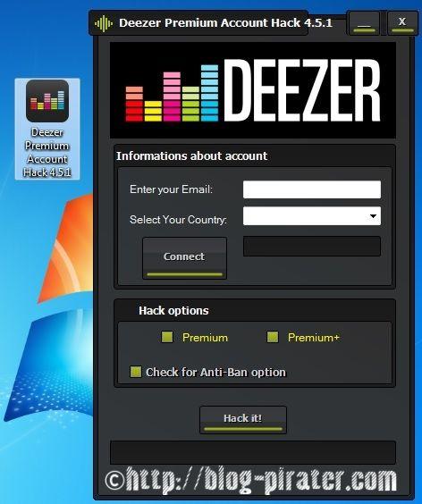 Deezer Desktop