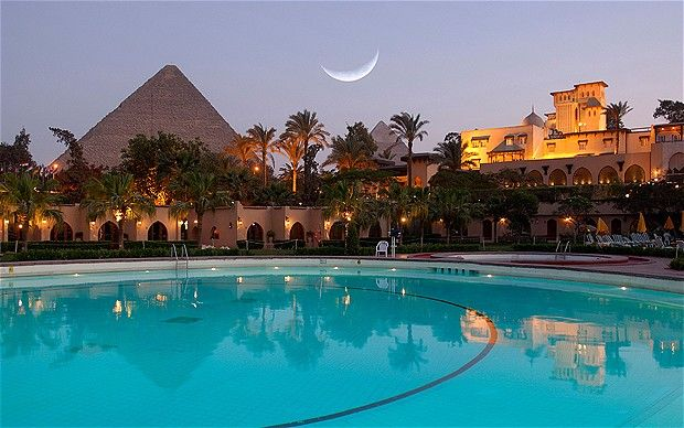 Top 5 Star Hotels In Cairo