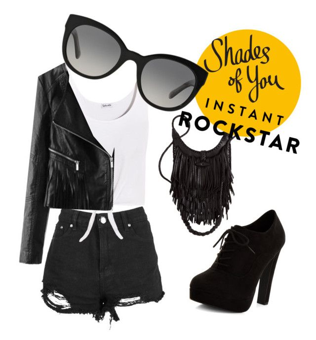 """""""Shades of You: Sunglass Hut Contest Entry"""" by sarahlou-who ❤ liked on Polyvore featuring Splendid, New Look, Burberry and shadesofyou"""