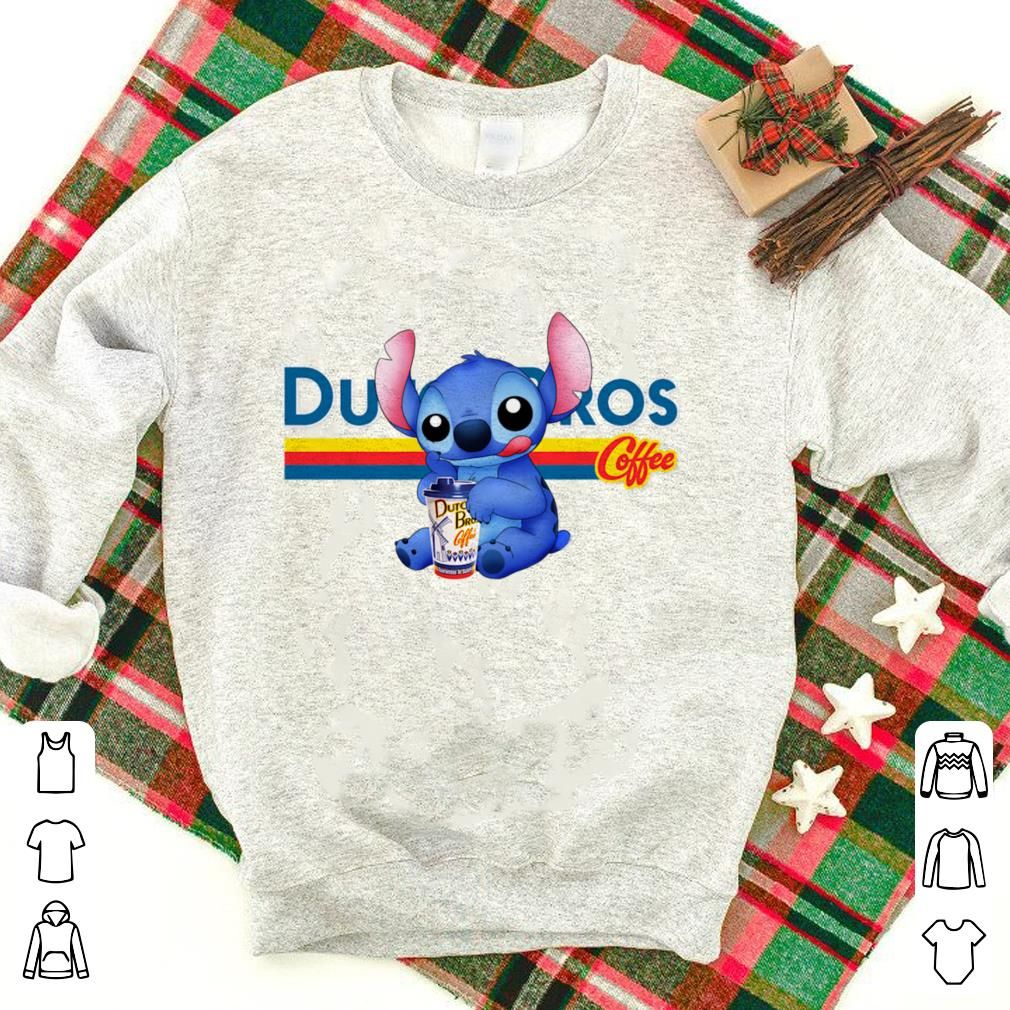 Drink Dutch Bros coffee Stitch shirt, hoodie, sweater, longsleeve t-shirt #dutchbros