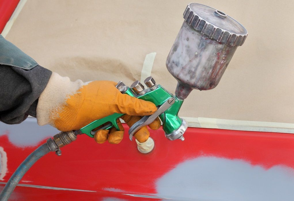 Painting Prep Dry Ice Blasting Explained for Students in