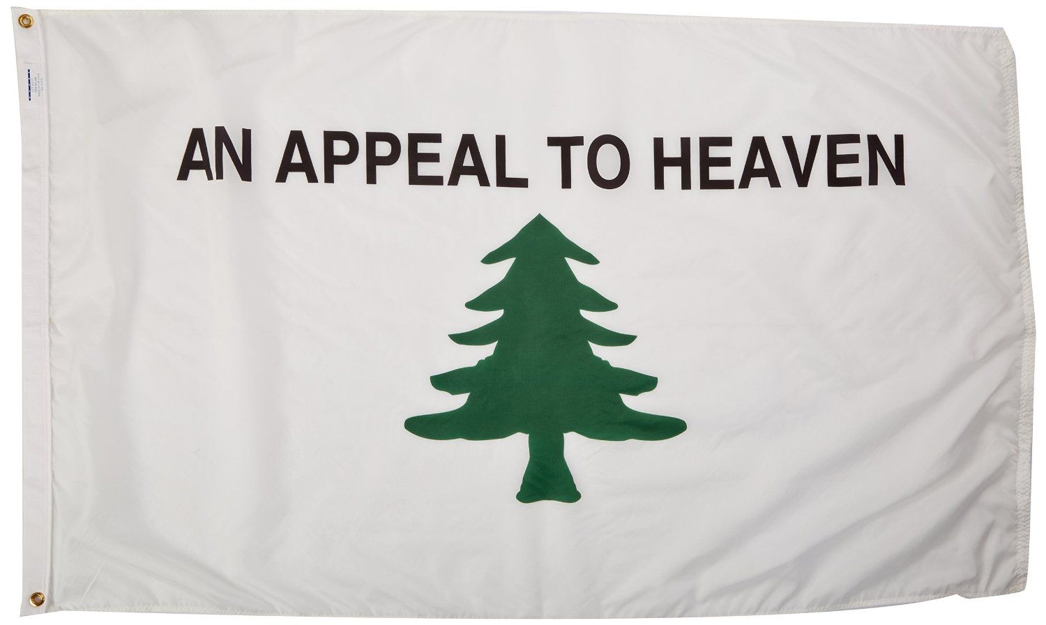 Amazon Com 3x5 Polyester An Appeal To Heaven Flag Outdoor Flags Patio Lawn Garden Outdoor Flags Liberty Tree Flag