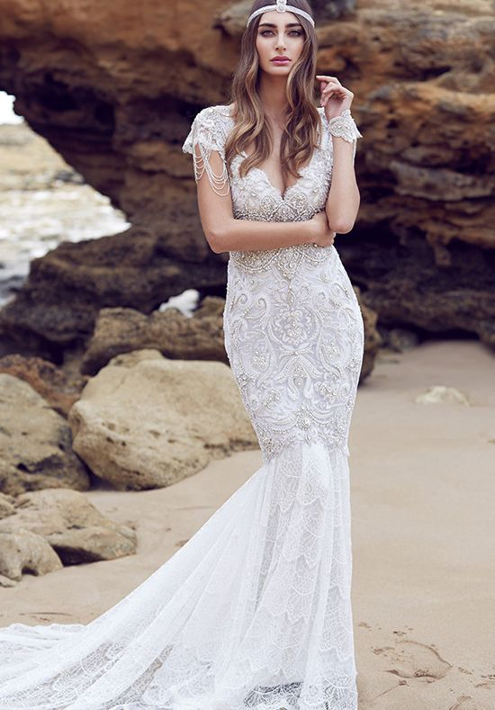 Anna campbell 2016 spirit wedding dresses robe de r ve for Robes de mariage anna campbell