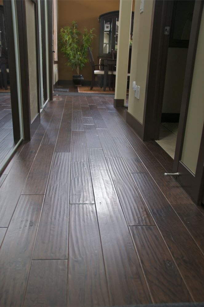 Jasper S Hickory Engineered Floors Have A Great Satin Gloss And