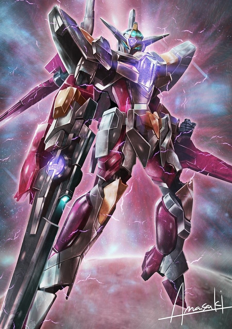 Pin By Sharmila Datta On Metals Gundam Wallpapers Gundam 00 Gundam