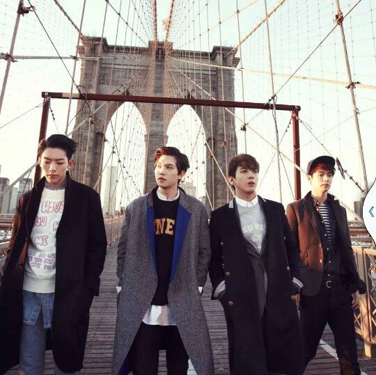 CNBLUE CAN'T STOP mini album