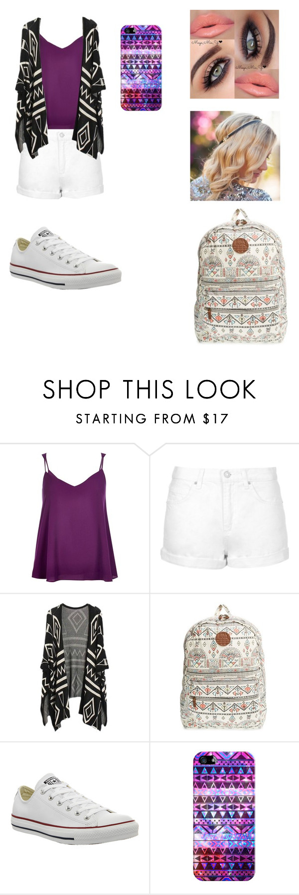 """Untitled #44"" by samy-101 ❤ liked on Polyvore featuring interior, interiors, interior design, home, home decor, interior decorating, River Island, Topshop, Billabong and Converse"