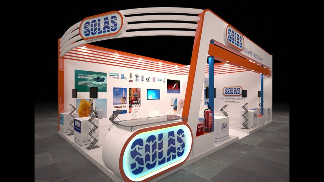 Exhibition Stand Designer Vacancy In Dubai : Best exhibition stand design ideas for gulf food and arab health