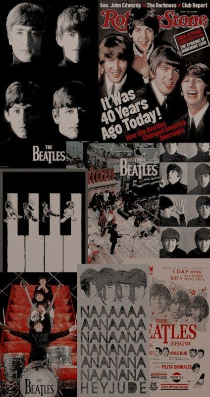 Get New Aesthetic Background For Android Phone Today By Wallpapermarleigh Theglamourlady Ru The Beatles Iphone Wallpaper Aesthetic Wallpapers