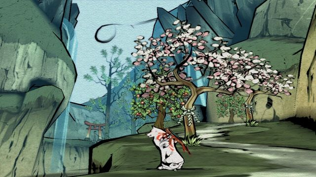 Okami Screenshot Love This Game With Images Okami Fashion