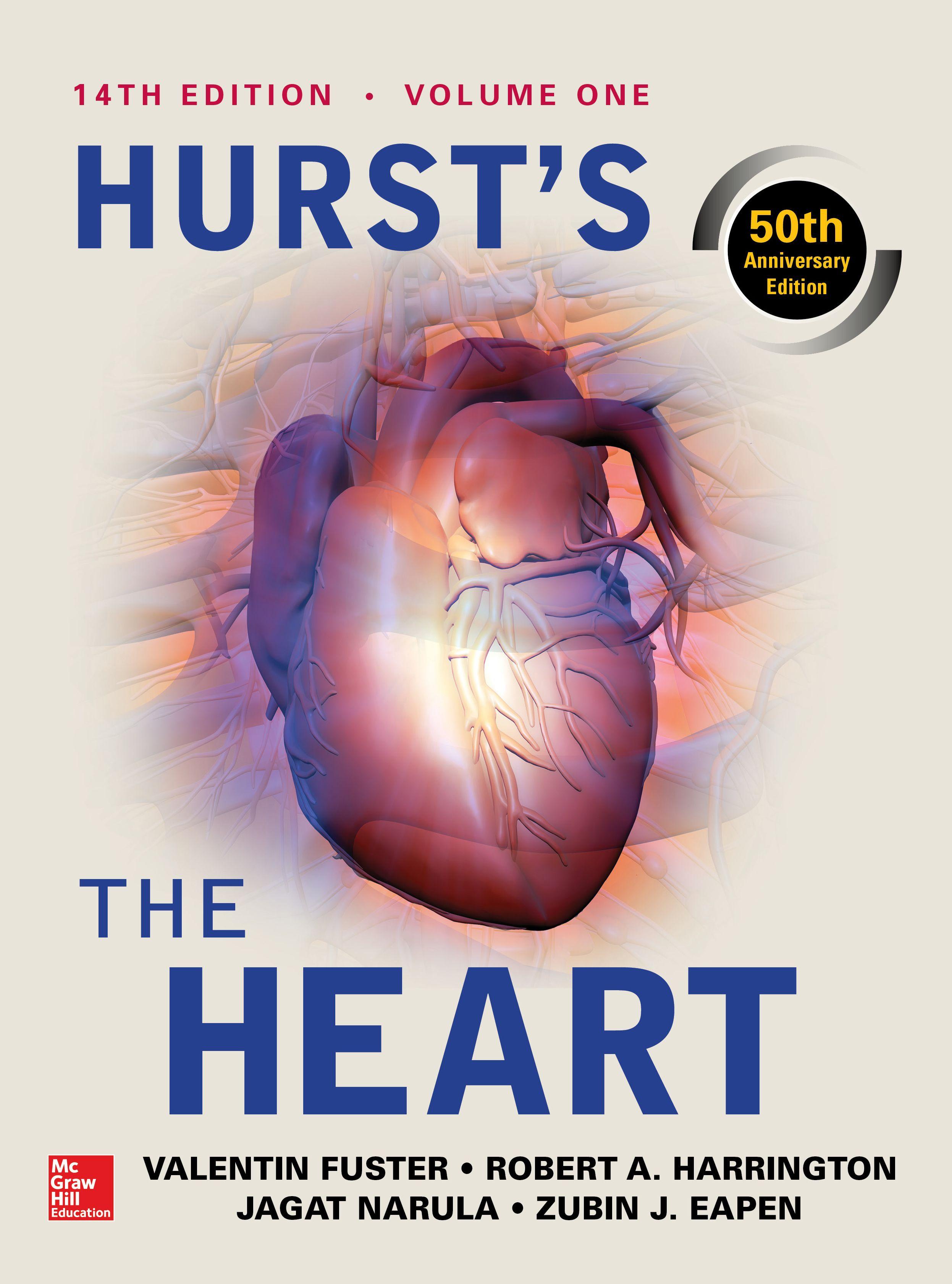 Hurst's The Heart, 14e AccessMedicine McGrawHill