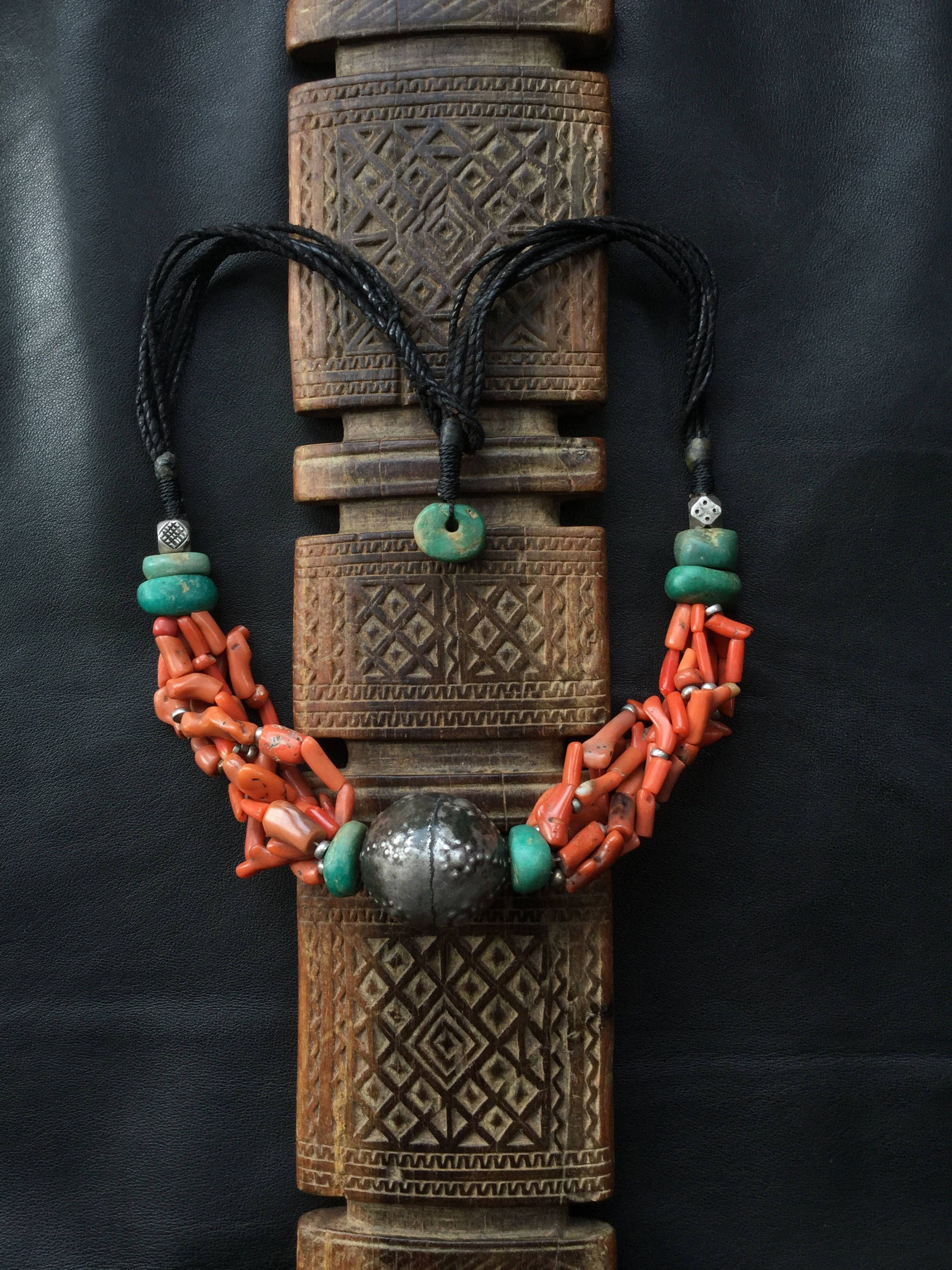 mountains amulets necklace berber atlas from bought pin morocco