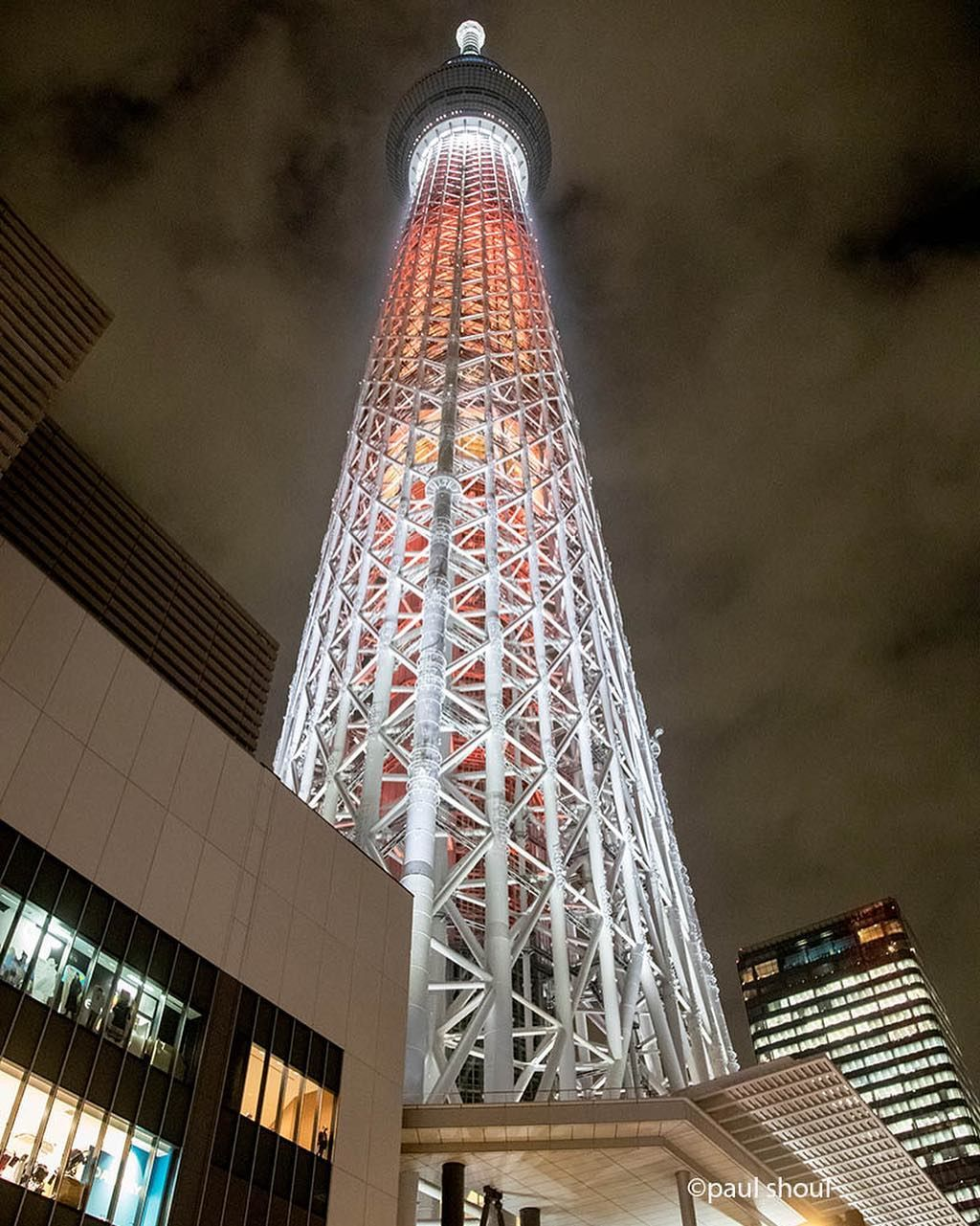 Tokyo Skytree tower. #japan #streetview #skytreetower #photographyislife #travel #worldstallestbuilding #instajapan #japantrip #japanlover #broadcast