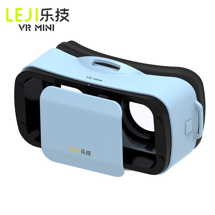 Vr Box Iii Leji Mini Headset 3