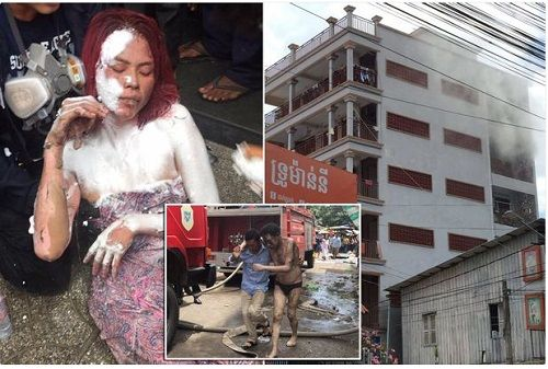 Tragic! Woman Kills Husband By Setting House on Fire After He Asked for Divorce (Photos) http://ift.tt/2sxXoPA