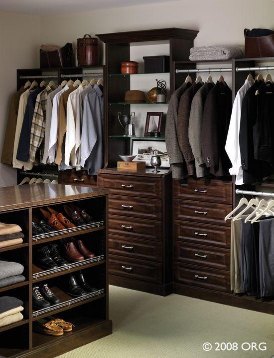 Luxo: 20 Closets Estilosos / Luxury: 20 Stylish Closets