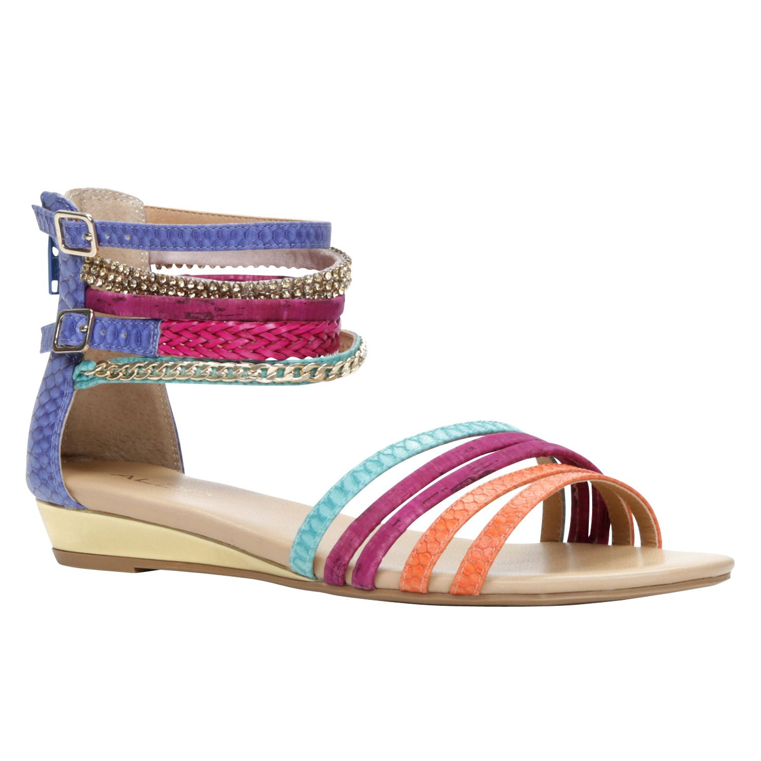 LEADY   women s low mid heels sandals for sale at ALDO Shoes I bought