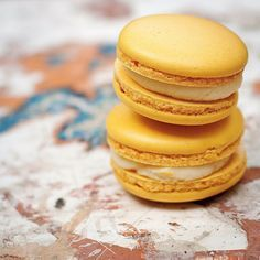 The Best French macaron recipe ever! She explains the key stages of