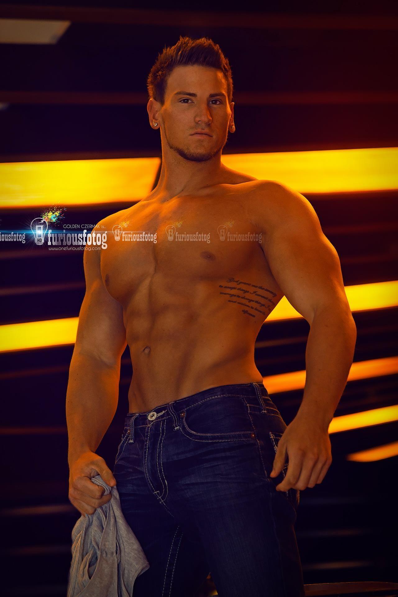 Shawn Dawson hot