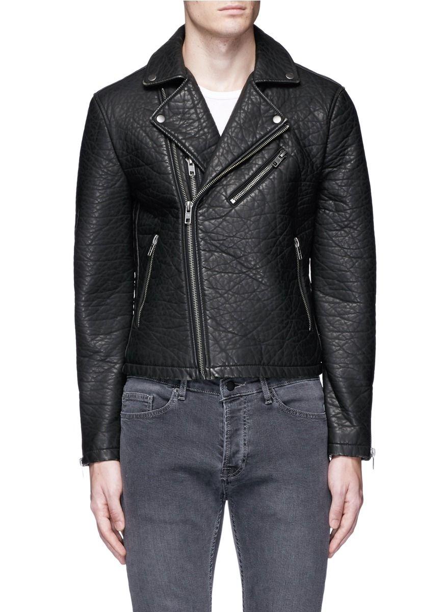 Topman Faux Leather Biker Jacket Modesens Womens Black Leather Jacket Stylish Jackets Faux Leather Biker Jacket