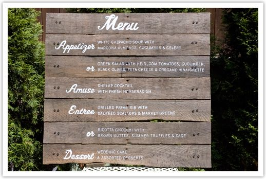 Do it yourself project hand painted signage how to signage menu do it yourself project hand painted signage how tot huge on the menu idea but sign to events is a yes solutioingenieria Choice Image