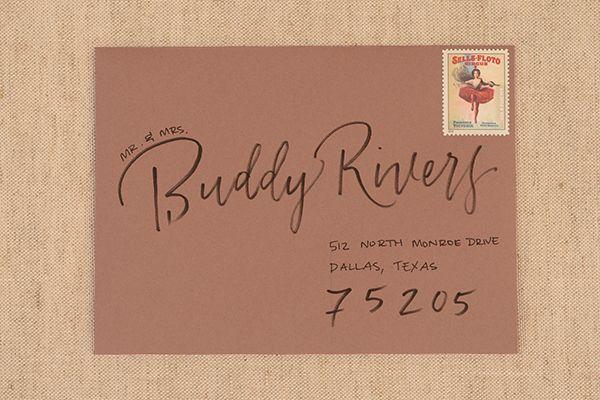 Envelope Addressing Styles Envelope Lettering Addressing
