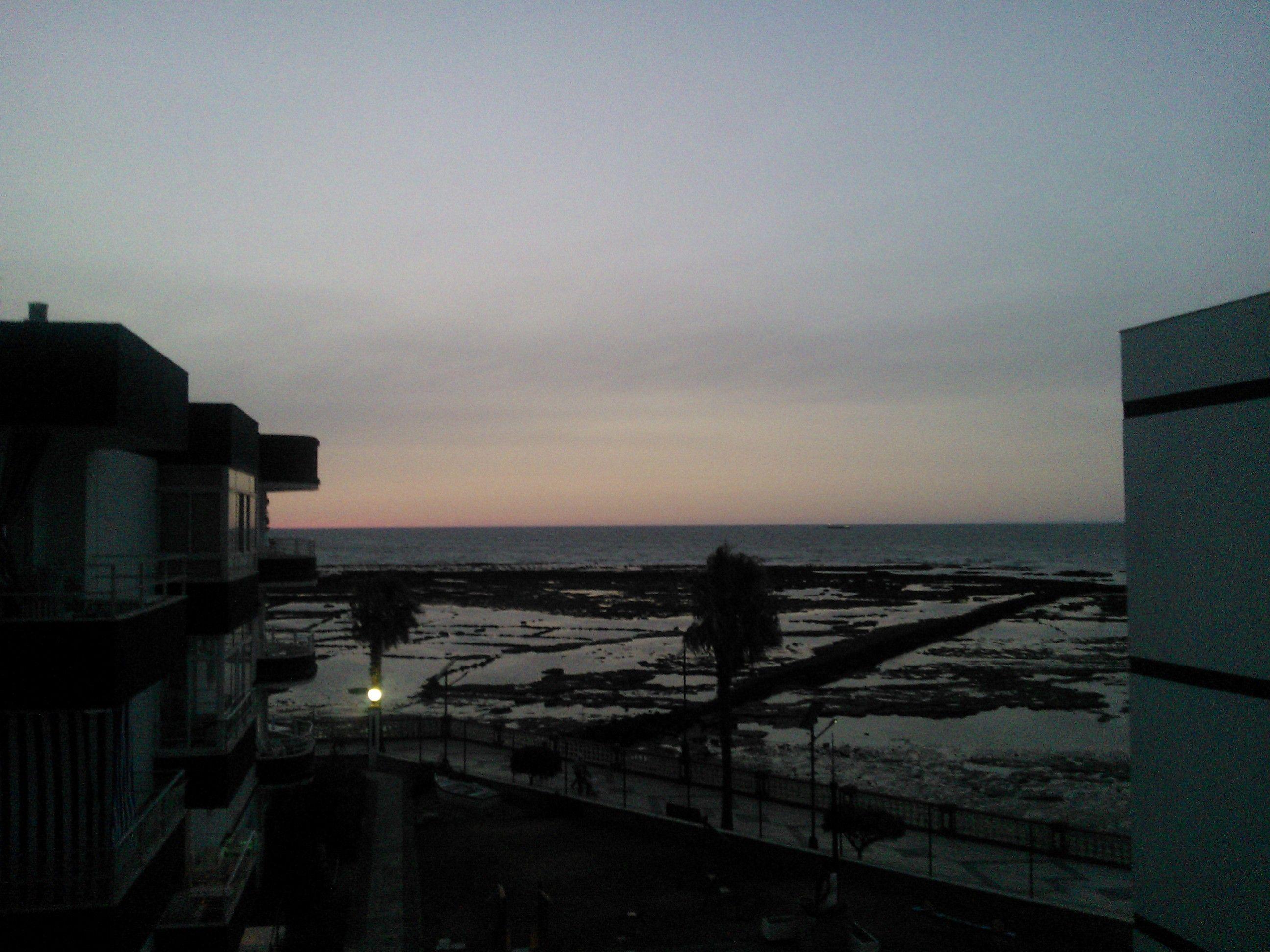 Chipiona, Cadiz. playa de Las Canteras
